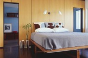 Фото 8 Кровати двуспальные деревянные (50 фото): надежная роскошь