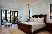 Фото 12 Кровати двуспальные деревянные (50 фото): надежная роскошь