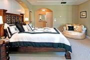 Фото 5 Кровати двуспальные деревянные (50 фото): надежная роскошь