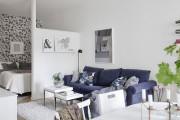 Фото 6 Квартира-студия — что это такое и как создать стильный дизайн при минимальных затратах? Разбираемся в квартирном вопросе