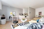Фото 14 Квартира-студия — что это такое и как создать стильный дизайн при минимальных затратах? Разбираемся в квартирном вопросе