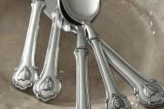 Фото 11 Мельхиоровые столовые приборы (55 фото) – истинное искусство на вашей кухне