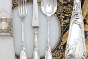 Фото 13 Мельхиоровые столовые приборы – истинное искусство на вашей кухне