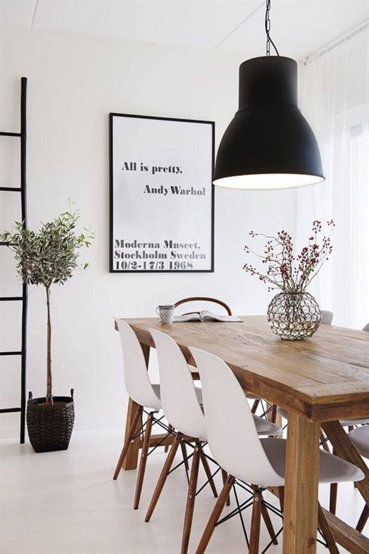 Лаконичная мебель в скромном дизайне