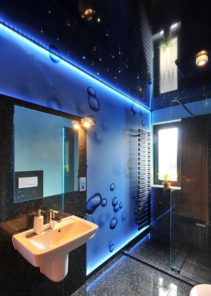 Звездное небо в вашей ванной комнате