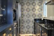 Фото 7 Моющиеся обои для кухни (45 фото): практичный выбор стильного покрытия