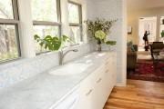 Фото 22 Моющиеся обои для кухни (45 фото): практичный выбор стильного покрытия