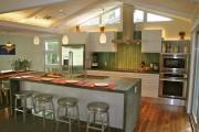 Фото 23 Моющиеся обои для кухни (45 фото): практичный выбор стильного покрытия