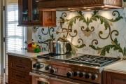 Фото 28 Моющиеся обои для кухни (45 фото): практичный выбор стильного покрытия