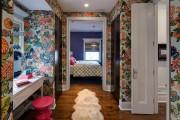 Фото 17 Обои в цветок в интерьере (50 фото): романтика природы в городской квартире
