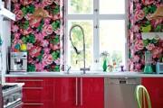 Фото 20 Обои в цветок в интерьере (50 фото): романтика природы в городской квартире