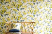 Фото 11 Обои в цветок в интерьере (50 фото): романтика природы в городской квартире