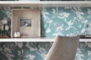 Фото 9 Обои в цветок в интерьере (50 фото): романтика природы в городской квартире
