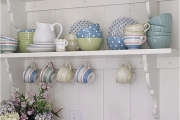 Фото 9 Пластиковые панели для кухни (41 фото): вариативно, практично, экономно