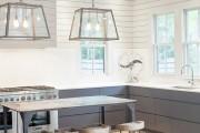 Фото 8 Пластиковые панели для кухни (60 фото): идеи для стильной отделки кухонного фартука, стен и потолка