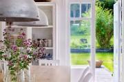 Фото 3 Пластиковые панели для кухни (60 фото): идеи для стильной отделки кухонного фартука, стен и потолка