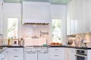 Фото 17 Пластиковые панели для кухни (60 фото): идеи для стильной отделки кухонного фартука, стен и потолка