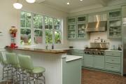 Фото 20 Пластиковые панели для кухни (60 фото): идеи для стильной отделки кухонного фартука, стен и потолка