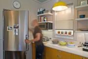 Фото 12 Пластиковые панели для кухни (41 фото): вариативно, практично, экономно