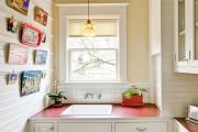 Фото 5 Пластиковые панели для кухни (60 фото): идеи для стильной отделки кухонного фартука, стен и потолка