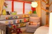 Фото 16 Потолки в детской комнате (60 фото): яркие идеи оформления