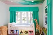 Фото 7 Потолки в детской комнате (60 фото): яркие идеи оформления