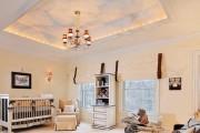 Фото 10 Потолки в детской комнате (60 фото): яркие идеи оформления