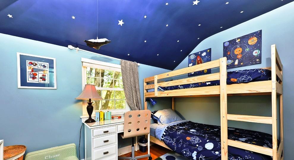 Ремонт комнаты для двух мальчиков своими руками