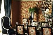 Фото 15 Потолочные багеты (45 фото): изящный декор комнаты без особых усилий