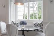 Фото 7 Потолочные багеты (45 фото): изящный декор комнаты без особых усилий