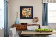 Фото 5 Потолочные багеты (45 фото): изящный декор комнаты без особых усилий