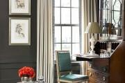 Фото 22 Потолочные багеты (45 фото): изящный декор комнаты без особых усилий