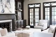 Фото 25 Потолочные багеты (45 фото): изящный декор комнаты без особых усилий