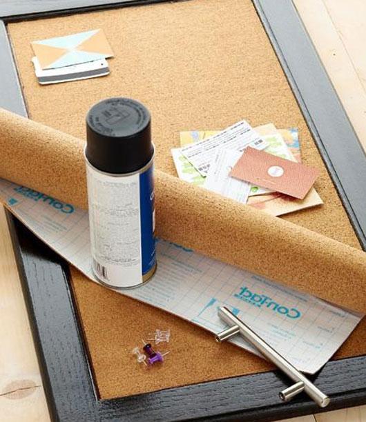 Самоклеющаяся пробка - самый простой и быстрый вариант отделки стен пробковым покрытием