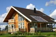 Фото 14 Проекты финских домов из бруса (49 фото): от мечты до реальности очень близко