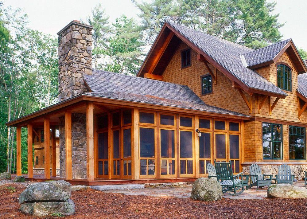 Древесина по праву считается одним из самых эстетически приятных строительных материалов
