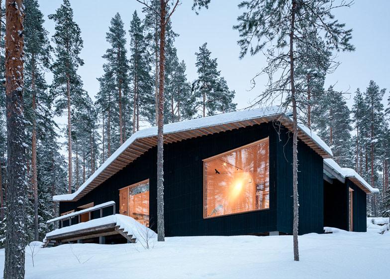 Вы сможете подобрать себе современный и стильный проект дома