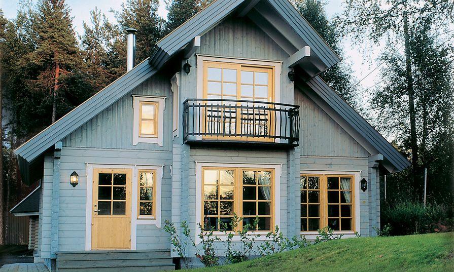 Небольшая цена - немаловажное качество финских домов