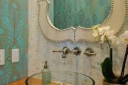 Фото 26 Раковина в ванную комнату (65+ моделей в интерьере): обзор современных материалов и как не ошибиться с размерами?