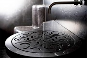 Фото 15 Раковина в ванную комнату (65+ моделей в интерьере): обзор современных материалов и как не ошибиться с размерами?