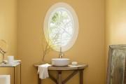 Фото 16 Раковина в ванную комнату (65+ моделей в интерьере): обзор современных материалов и как не ошибиться с размерами?