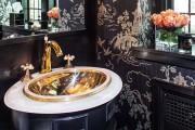 Фото 17 Раковина в ванную комнату (50 фото): практичность и концептуальность