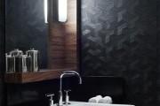 Фото 29 Раковина в ванную комнату (65+ моделей в интерьере): обзор современных материалов и как не ошибиться с размерами?