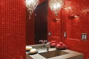 Фото 10 Раковина в ванную комнату (65+ моделей в интерьере): обзор современных материалов и как не ошибиться с размерами?