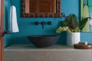 Фото 3 Раковина в ванную комнату (50 фото): практичность и концептуальность