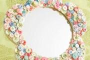 Фото 17 Рама для зеркала своими руками (48 фото): уникальная отделка при минимальных вложениях