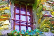 Фото 9 Кованые решетки на окна (65 фото): безопасность и декор в едином решении