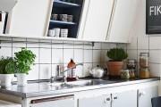 Фото 4 Шкафы для кухни (55 фото): функциональные, вместительные, стильные