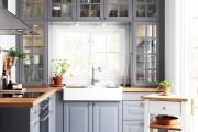 Фото 27 Шкафы для кухни (55 фото): функциональные, вместительные, стильные