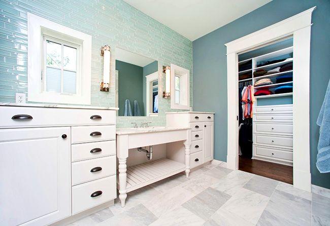 Как сделать шкаф в ванную 258